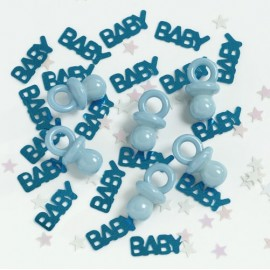 Confetti Plus It's a Boy   Pacifier