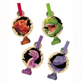 Dino Blast Blowouts & Medallions
