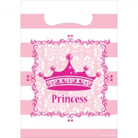 Celebrations Pink Princess Loot Bags Royalty