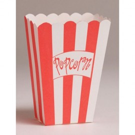 Popcorn Boxes Small (9.5cm x 13.3cm