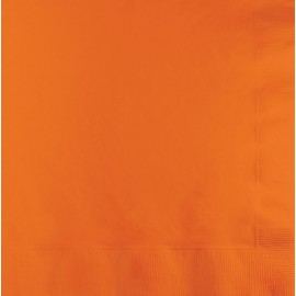 Sunkissed Orange Luncheon Napkins