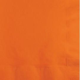 Sunkissed Orange Beverage Napkins