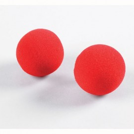 Circus Time Clown Noses Red Favors