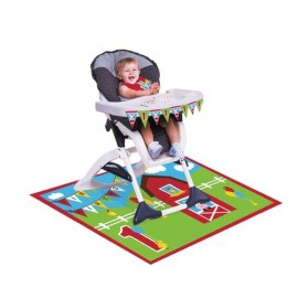Farmhouse Fun High Chair Kit 1st Birthday