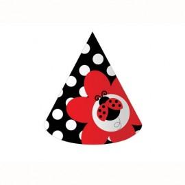 Ladybug Fancy, Party Hats Child Size
