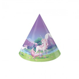 Unicorn Fantasy Party Hats Child Size