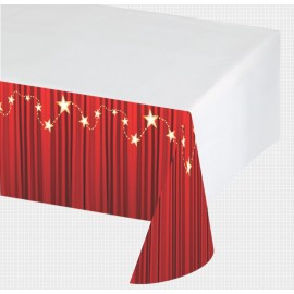 Hollywood Lights Tablecover & Stars