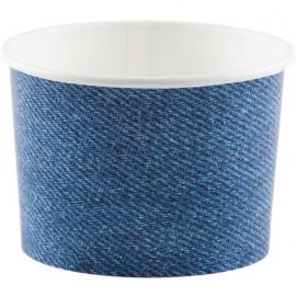 Blue Bandana Cowboy Treat Cups