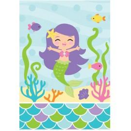 Mermaid Friends Loot Bags Plastic