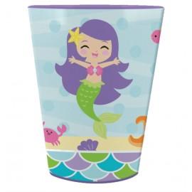 Mermaid Friends Plastic Souvenir Cup