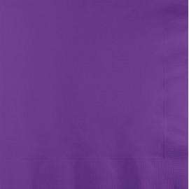 Amethyst Purple Luncheon Napkins