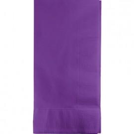 Amethyst Purple Dinner Napkins