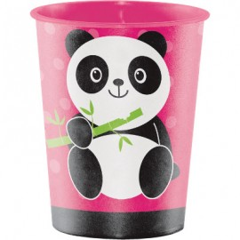 Panda - Monium Keepsake Souvenir Favor Cup
