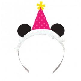 Panda - Monium Tiara's Party Hats