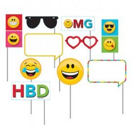 Emojions Photo Props Assorted Designs