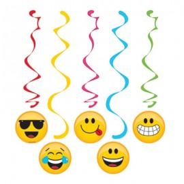 Emojions Dizzy Danglers Hanging Decorations
