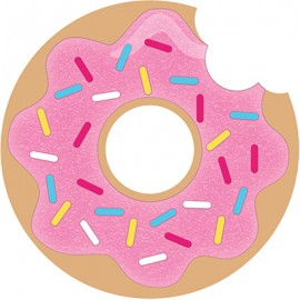 Donut Time Invitations