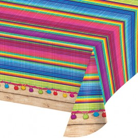 Serape Tablecover All Over Print Fiesta