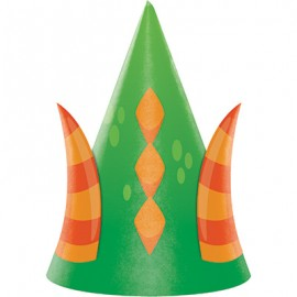 Dragons Party Hats Child Size