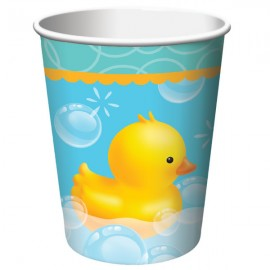 Bubble Bath Baby Cups Paper