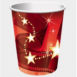 Hollywood Lights Cups Paper 266ml