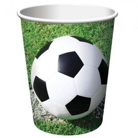 Soccer Fanatic Cups Paper