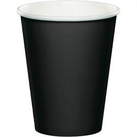 Celebrations Black Velvet Cups Hot/Cold Paper
