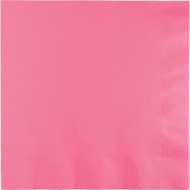 Candy Pink Luncheon Napkins