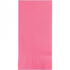Candy Pink Dinner Napkins
