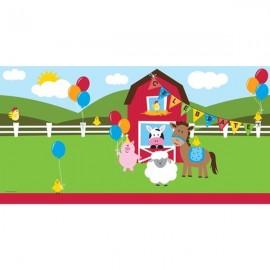Farmhouse Fun Tablecover