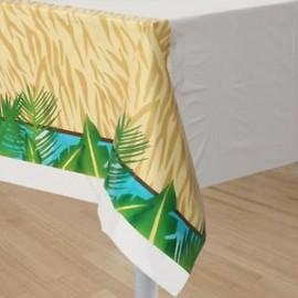 Safari Adventure Tablecover Plastic