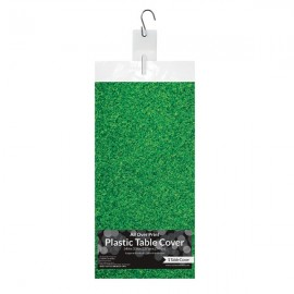 Soccer Fanatic Tablecover Grass All Over Print