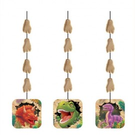 Dino Blast Hanging Cutouts 91cm