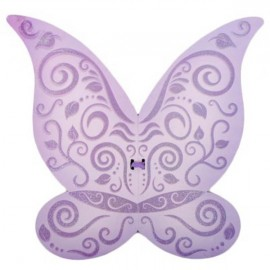 Disney Fairies Party Wings, Glitter Swirl Design