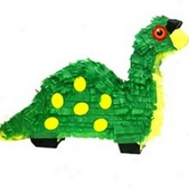 Pinata Dinosaur .