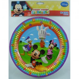 Mickey Mouse Clubhouse Paper Plates