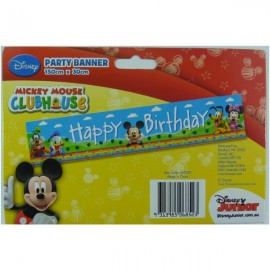 Mickey Mouse Clubhouse Giant Banner,