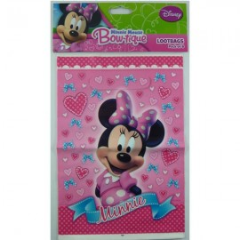 Minnie Mouse Bow-tique Loot Bags