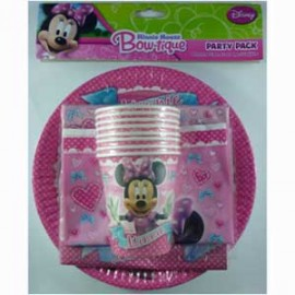 Minnie Mouse Bow-tique Party Pack 40pc