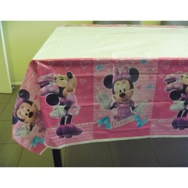 Minnie Mouse Bow-tique Tablecover,