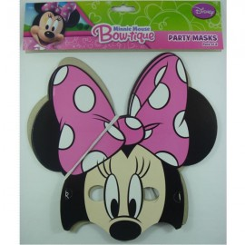 Minnie Mouse Bow-tique Mask,