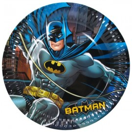 Batman Paper Plates,