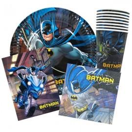 Batman Party Pack 40 Piece,