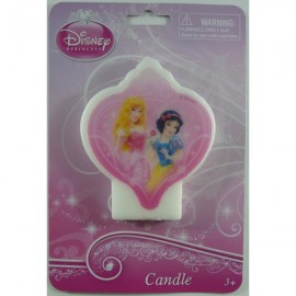 Sparkle Princess Candle