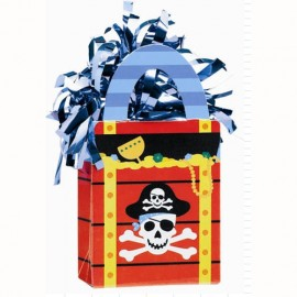 Balloon Weight Tote Pirate Party