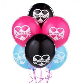 Monster High Latex Balloons 30cm