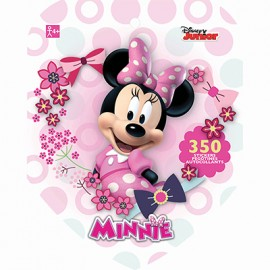 Minnie Mouse Sticker Book Jumbo Favor 350 Stickers