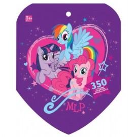 My Little Pony Sticker Book Jumbo Favor 350 Stickers