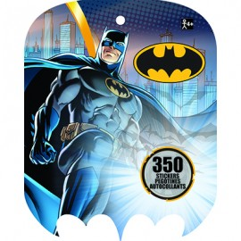 Batman Sticker Book Jumbo Favor 350 Stickers