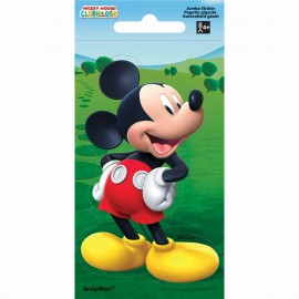 Mickey Mouse Jumbo Sticker Favors PK24